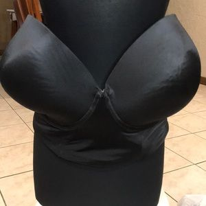 Cacique strapless bra size 44H